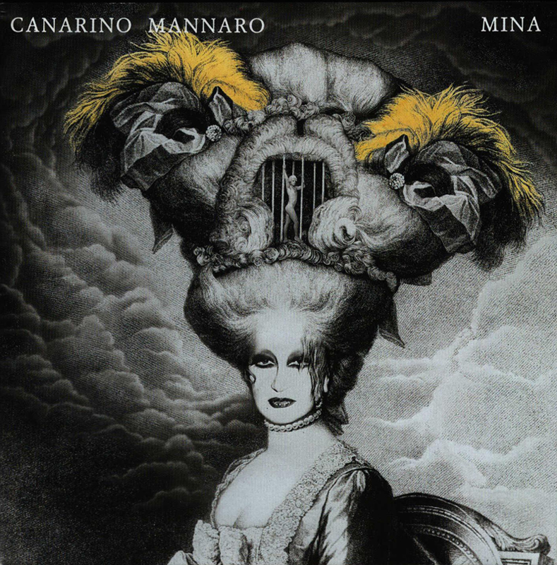 Canarino Mannaro - Mina