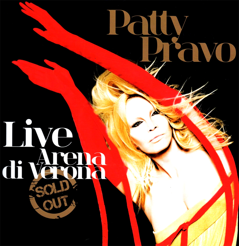 Live Arena Verona - Patty Pravo