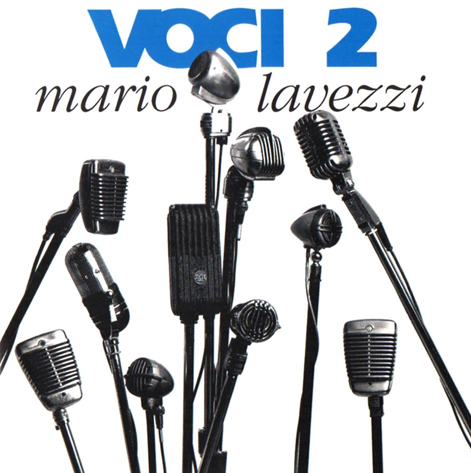Voci 2 - Mario Lavezzi
