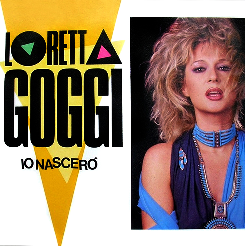Io nascerò - Loretta Goggi